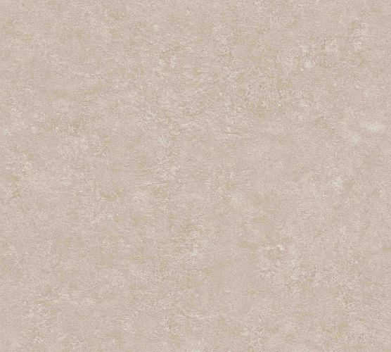 Vliestapete Putz Optik beige weiß 37745-1
