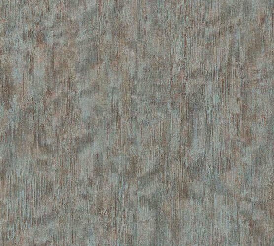 Wallpaper non-woven tree bark green brown 37746-2