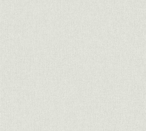 Non-woven wallpaper plain white 37521-2
