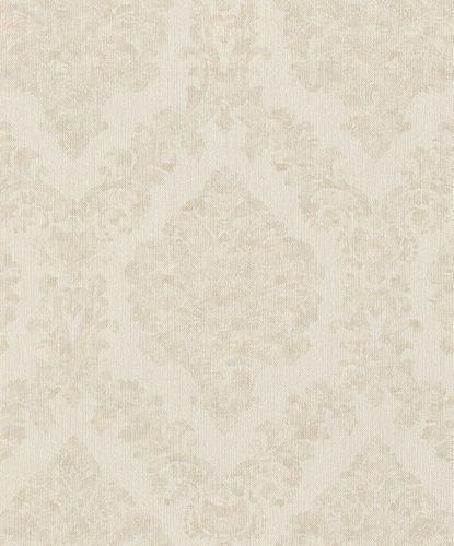 Vliestapete Rasch Opulent Barock creme beige 421118