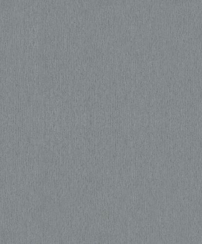 Vliestapete Linien Seiden-Optik Metallic grau-silber 32625