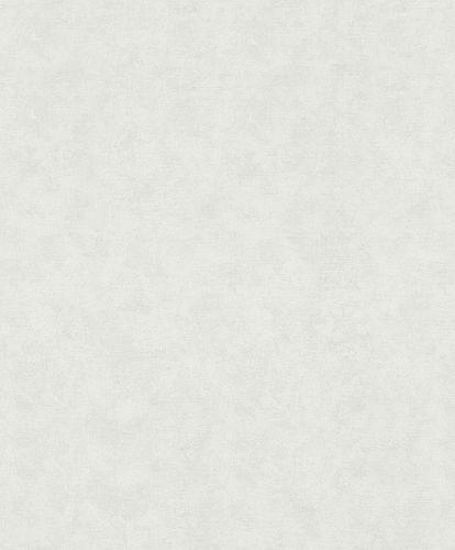 Non-Woven Wallpaper Plain Mottled light grey 32402