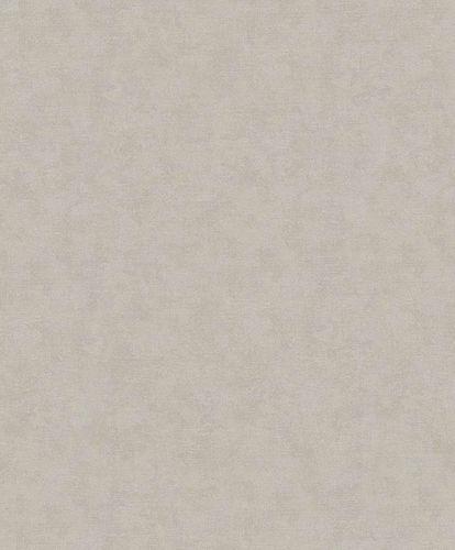 Non-Woven Wallpaper Plain Mottled taupe 32418