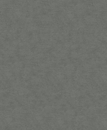 Non-Woven Wallpaper Plain Mottled anthracite 32420