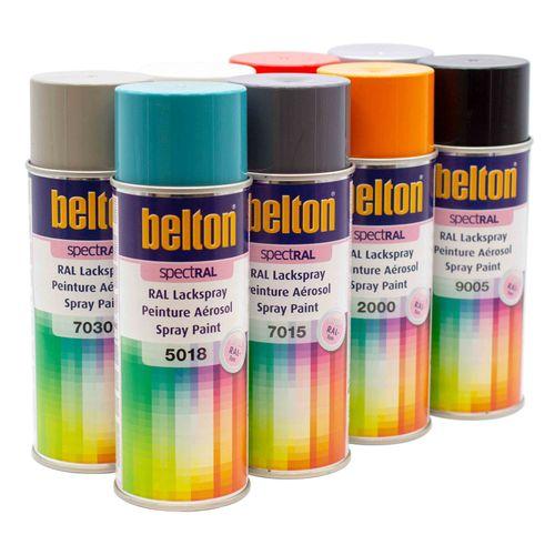 Belton RAL-Spraylack Hohe Deckkraft RAL-Farben 400 ml