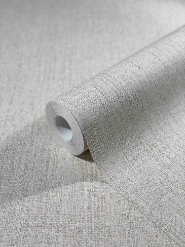 Vliestapete Uni Textil-Optik beige Marburg 32668