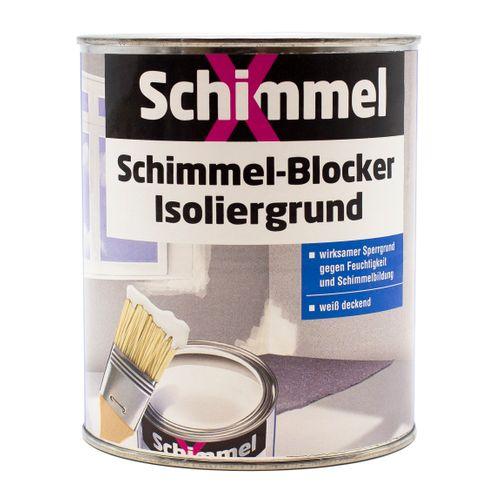 SchimmelX Isoliergrund weiß 750ml