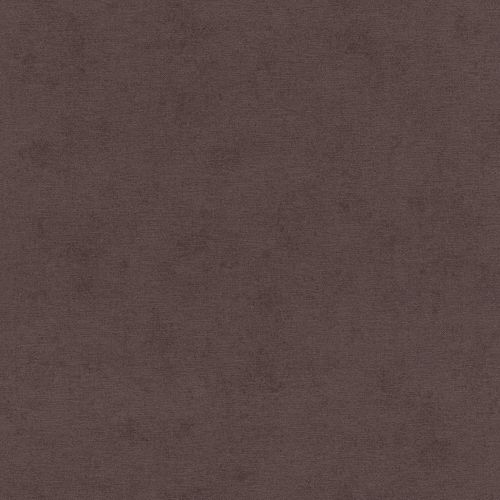 Non-Woven Wallpaper Rasch Plain Mottled brown 408119