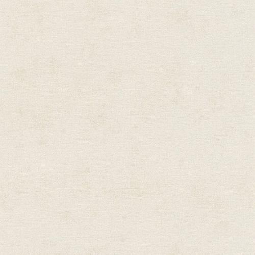 Non-Woven Wallpaper Rasch Plain Mottled cream 408126