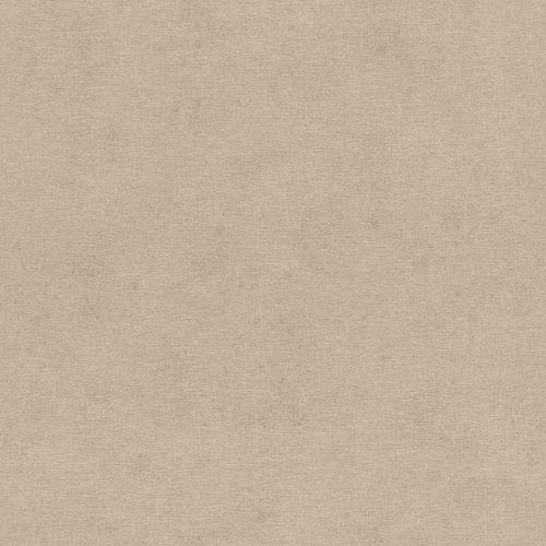 Non-Woven Wallpaper Rasch Plain Mottled taupe 408164