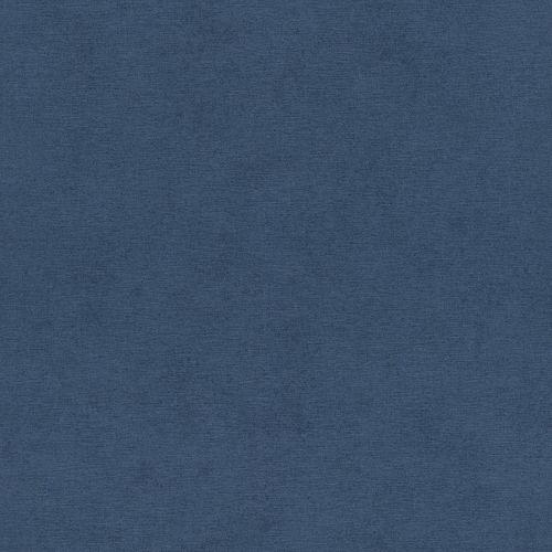 Vliestapete Rasch Uni Meliert blau 408232