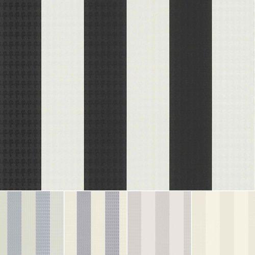 Vliestapete Karl Lagerfeld Designer Streifen Profil