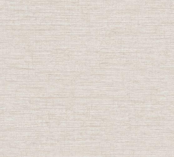Non-Woven Wallpaper Mottled beige brown 37857-4