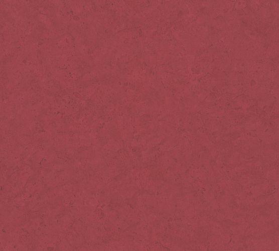 Non-Woven Wallpaper Plaster Look red black 37865-3