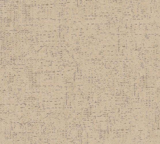 Non-Woven Wallpaper Structure Design brown beige 37904-3