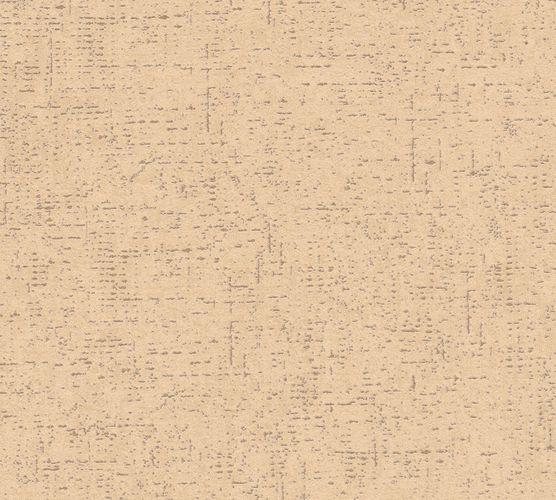 Non-Woven Wallpaper Structure Design beige brown 37904-6
