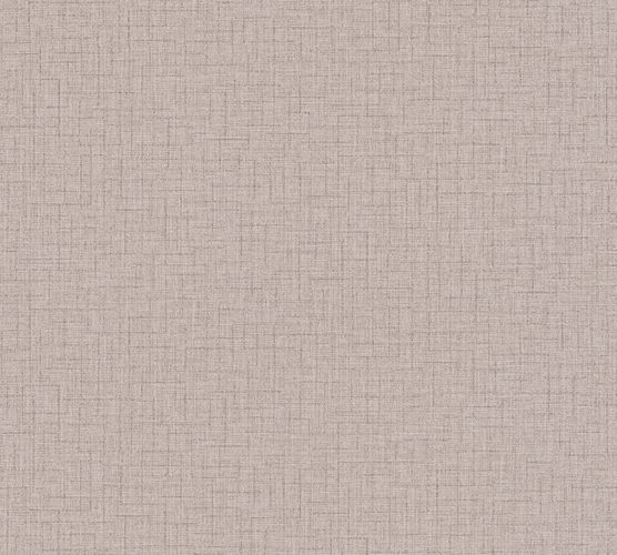 Non-Woven Wallpaper Textile Design brown beige 37953-1