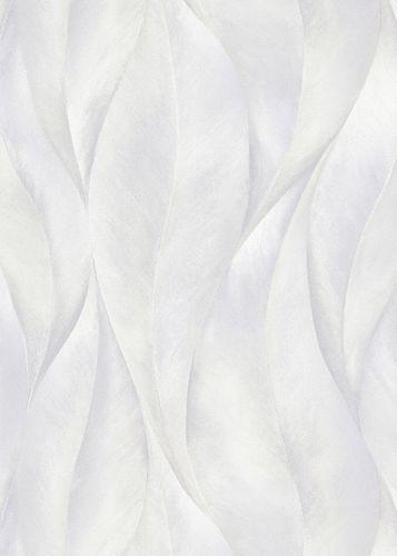 Wallpaper Guido Maria Kretschmer Leaves white 10148-31