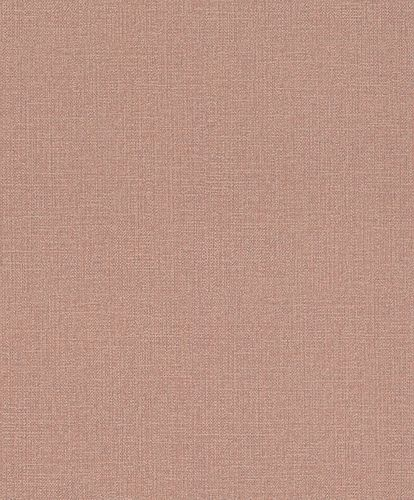 Rasch Wallpaper Plain Textile red-brown 639650