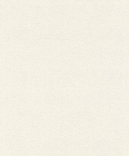 Rasch Wallpaper Structure Plain white 650501