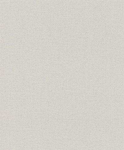 Rasch Vliestapete Struktur Einfarbig grau 650556