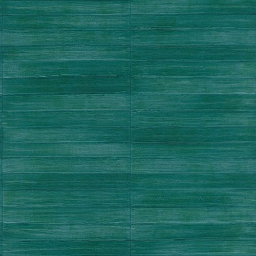 Non-Woven Wallpaper Rasch Fish Leather green 418408