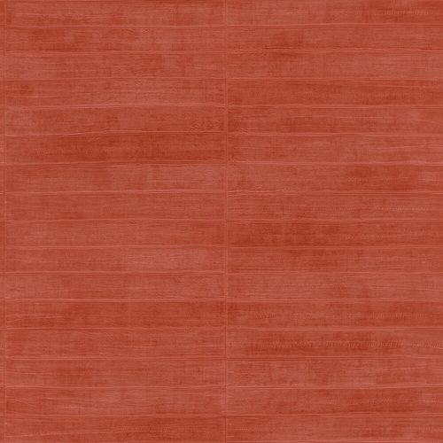 Non-Woven Wallpaper Rasch Fish Leather red gloss 418507