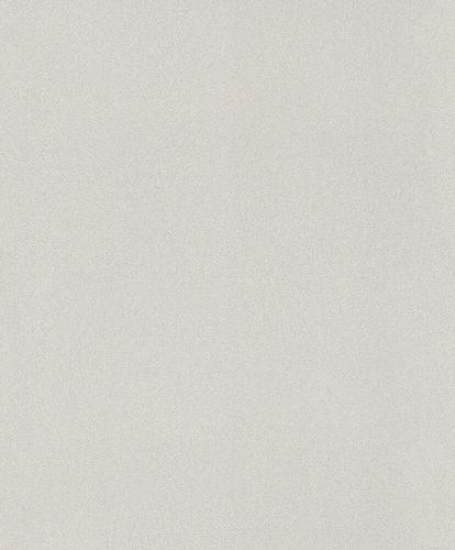 Non-Woven Wallpaper Rasch Fur Plain light grey 418637