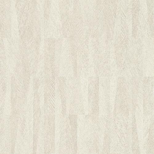 Vliestapete Rasch Bananen-Blätter Bast weiß grau 418903