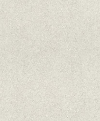 Non-Woven Wallpaper Rasch Plain Plaster grey 617122