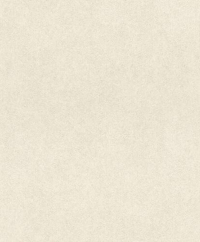 Non-Woven Wallpaper Rasch Plain Plaster beige 617139