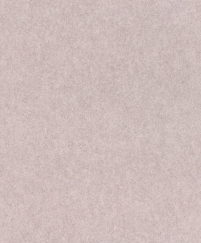 Non-Woven Wallpaper Rasch Plain Plaster pink 617351