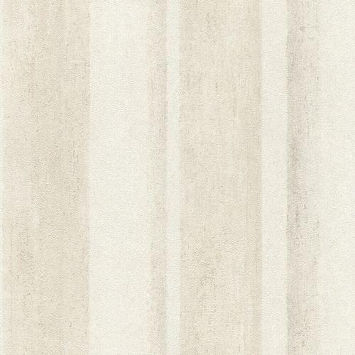 Non-Woven Wallpaper Rasch Blockstripes beige 617757