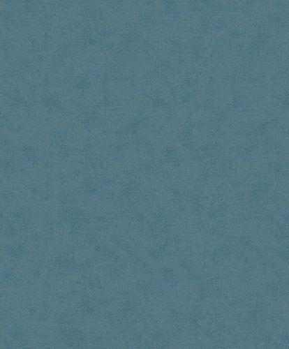 Non-Woven Wallpaper Linen blue Metallic 32413
