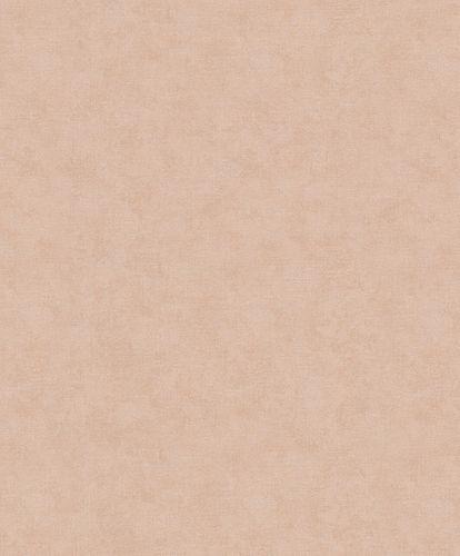Non-Woven Wallpaper Linen apricot Metallic 32433