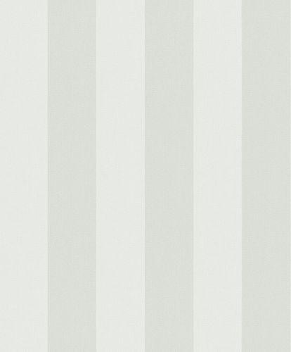 Vliestapete Blockstreifen weiß grün Hailey 82262