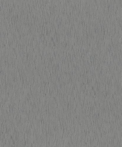 Non-Woven Wallpaper Stripes Structure anthracite 90613