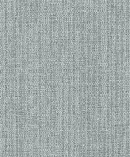 Non-Woven Wallpaper Bast Look Metallic silver 32811