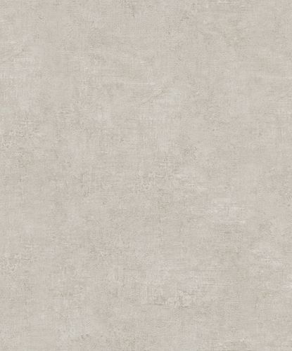Vliestapete Struktur Uni grau-beige 32831