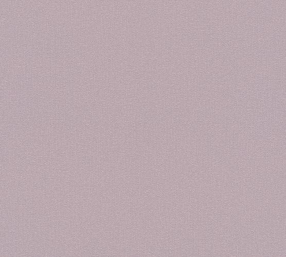 Vliestapete Uni Meliert violett AS Creation 37760-4