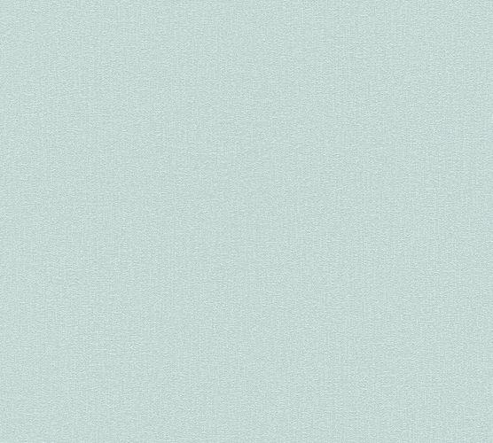 Vliestapete Uni Meliert hellblau AS Creation 37760-8