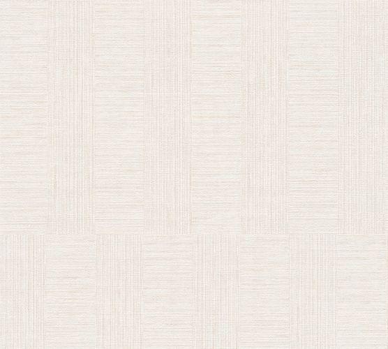 Non-Woven Wallpaper Strokes Stripes cream 38026-1