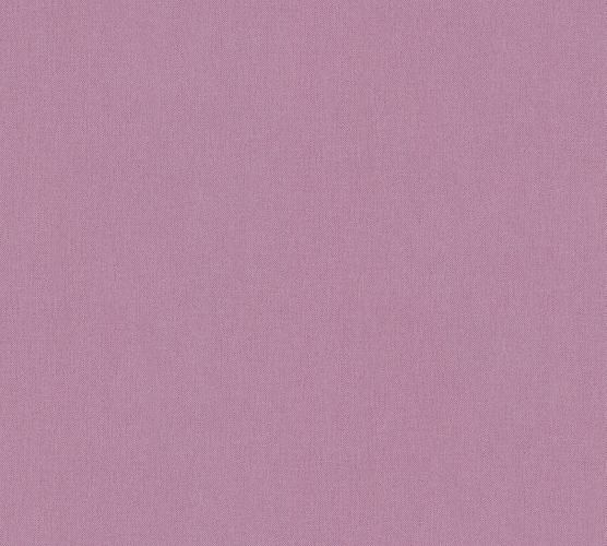 Non-Woven Wallpaper Plain Textile Look violet 37702-4
