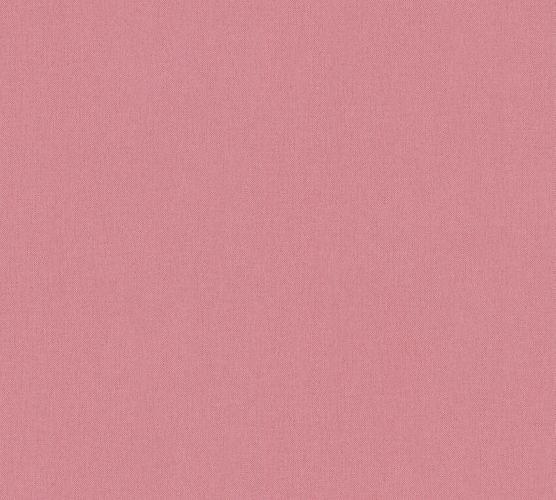 Non-Woven Wallpaper Plain Textile Look pink 37702-5