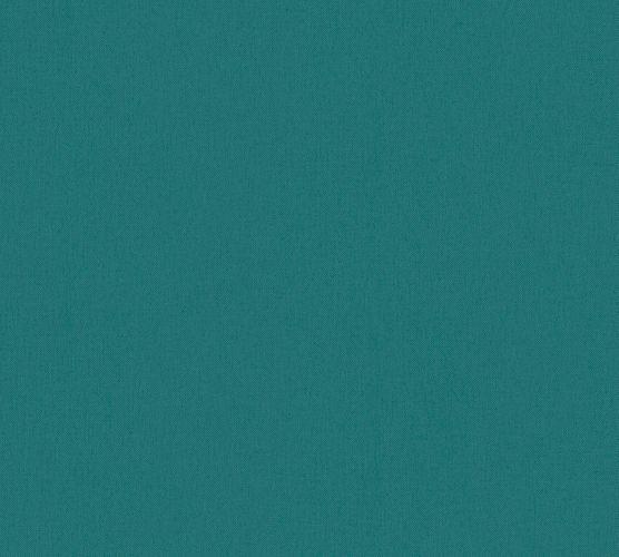 Non-Woven Wallpaper Plain Textile blue-green 37749-2