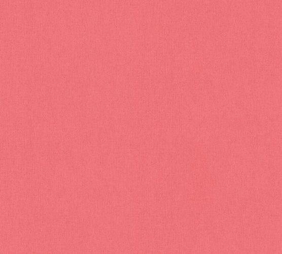 Non-Woven Wallpaper Plain Textile Look red 37750-2
