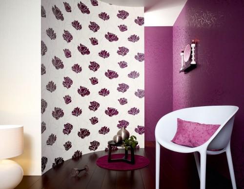 Key to Fairyland wallpaper retro non-woven wallpaper 1320-17 grey online kaufen