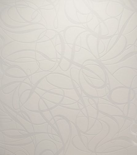 Key to Fairyland wallpaper retro non-woven wallpaper 1320-55 white