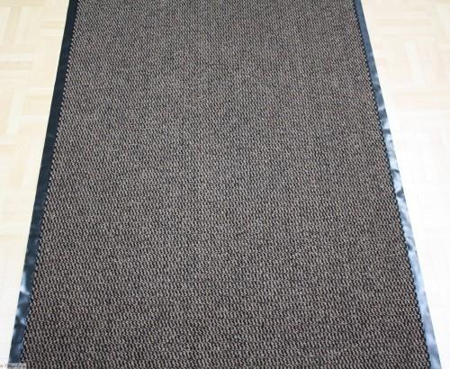 Schmutzfangmatte Schmutzfangläufer Fußmatte 90 cm braun  online kaufen