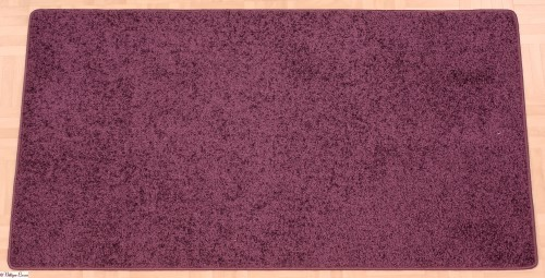 Carpet / rug  Shaggy MERLIN 80 cm x 150 cm / 31.5 '' x 59.1 '' purple online kaufen
